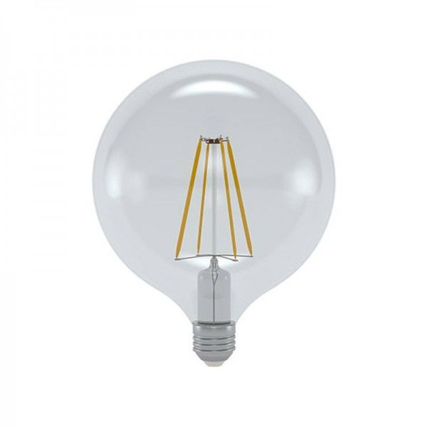 SONDERPOSTEN - I-Light LED Filament Kugel E27 8W 6400K G125 nicht dimmbar LL-GNF12508F
