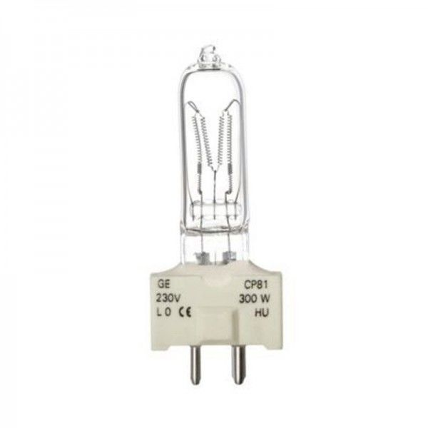 GE 88433 - CP81 FSL 300W 230V GY9.5