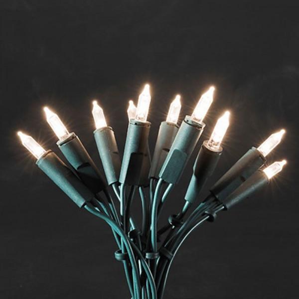 SONDERPOSTEN - Konstsmide LED Minilichterkette mit 50 Dioden Gesamtlänge 885cm warmweiß