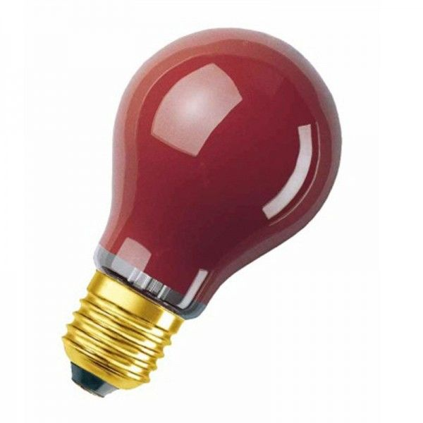 Osram Decor Color A red 11W 240V E27 rot