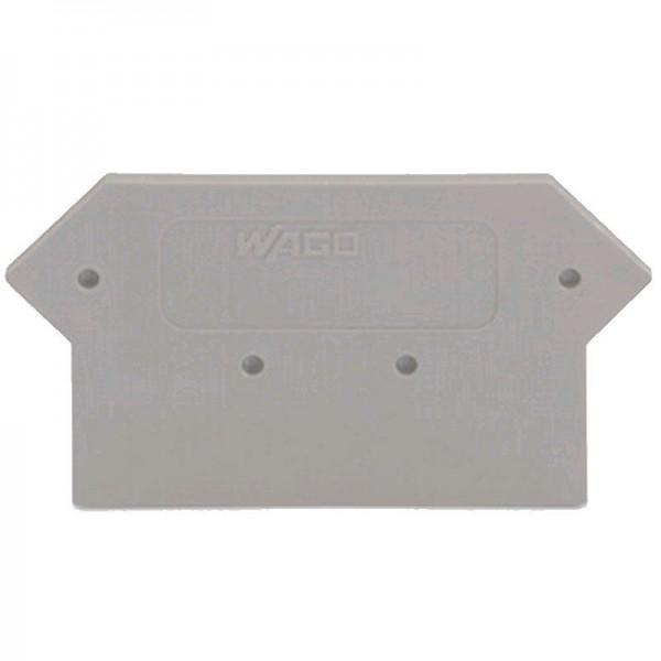 Wago Abschluss- und Zwischenplatte 281-316 (1 Stück)