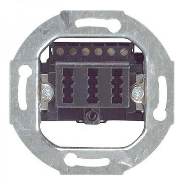 Gira TAE-Anschlussdose 3 x 6 NFN 003310