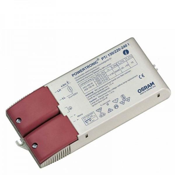 Osram Vorschaltgerät PTI 150/220-240 I Powertronic (wie PTU inkl. Zugentl.)