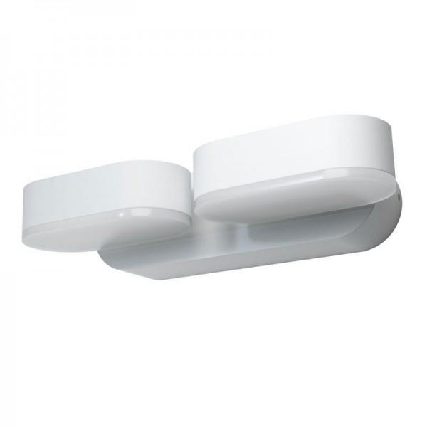 Osram LED Wandleuchte Endura Style Mini Spot II 13W/830 800lm warmweiß nicht dimmbar weiß IP44