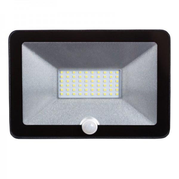 Modee LED Floodlight Ultra Slim mit Bewegungsmelder 30W/740 neutralweiß
