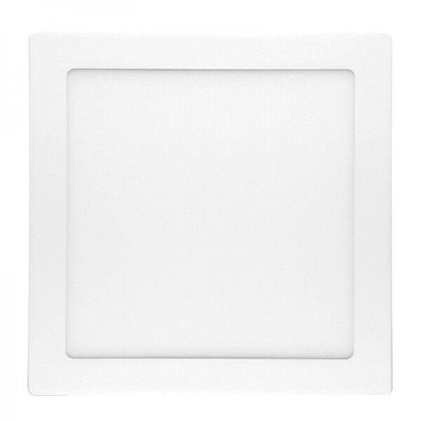 Modee LED Einbauleuchte quadratisch 18W/760 tageslichtweiß (Aufputzmontage)