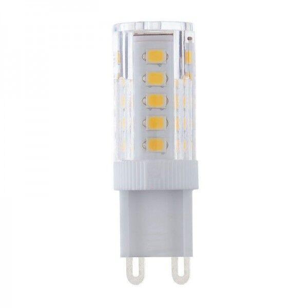 Modee LED Ceramic 3.5-25W/827 G9 320lm echt warmweiß nicht dimmbar Stiftsockellampe 360° weiß 25000h ersetzt 25W (ersetzt Osram/Philips G9 Halogen)
