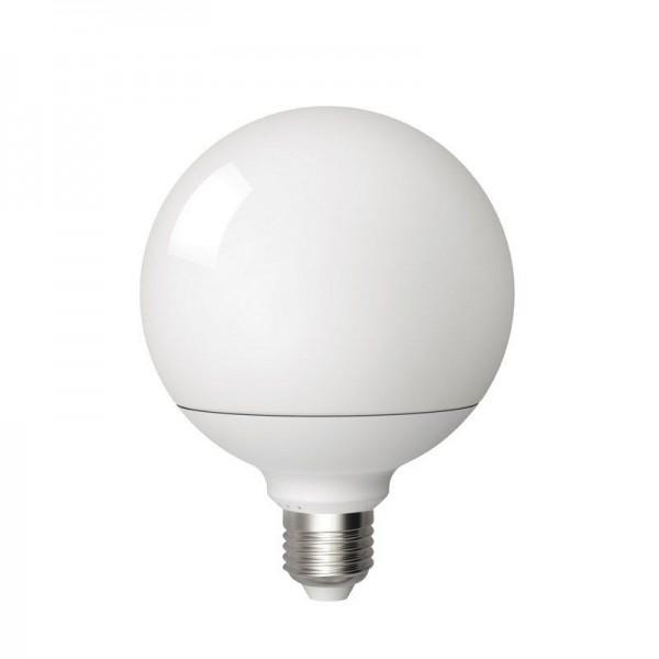 SONDERPOSTEN - I-Light Energiesparlampe GLOBE B22 30W 2700K 12.000 Stunden