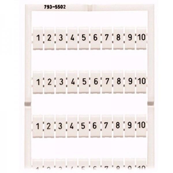 Wago WMB-Multibeschriftungssystem 793-5502 (1 Stück)