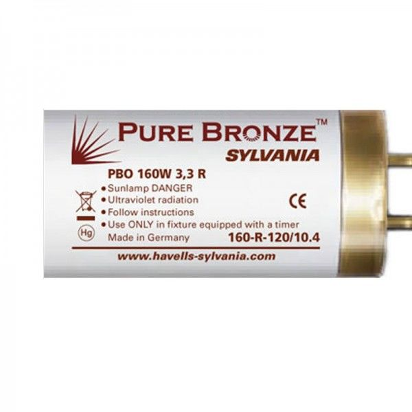 SONDERPOSTEN - Sylvania Pure Bronze Performance Line PBO 180W 2,0 R 1,9m G13 Bi-Pin Extra-long tube