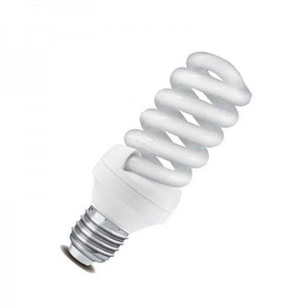 SONDERPOSTEN - I-Light Energisparlampe Spirale dimmbar E27 20W 2700K 10.000 Stunden
