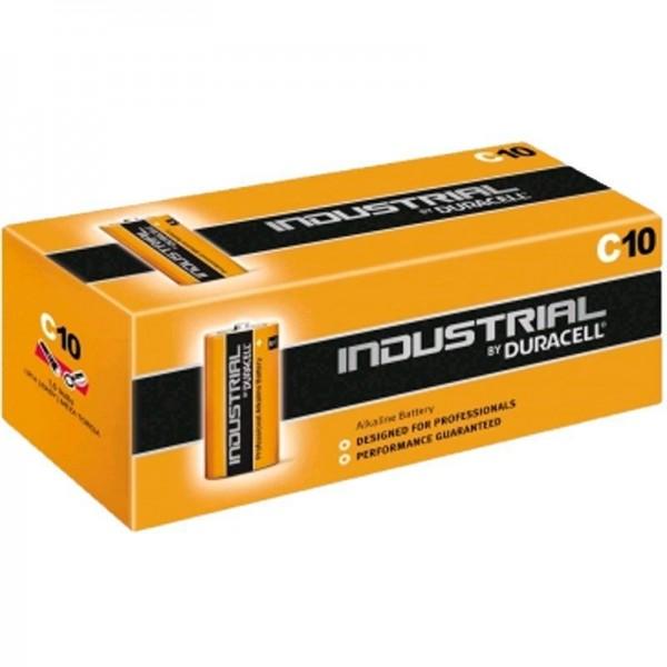 Duracell Batterie Industrial C (10 Stück)