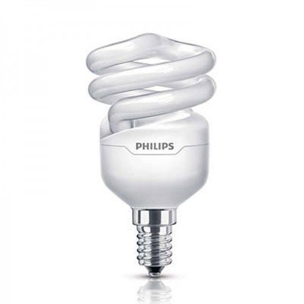 Philips TORNADO 12W/827 E14 T2 Warmton
