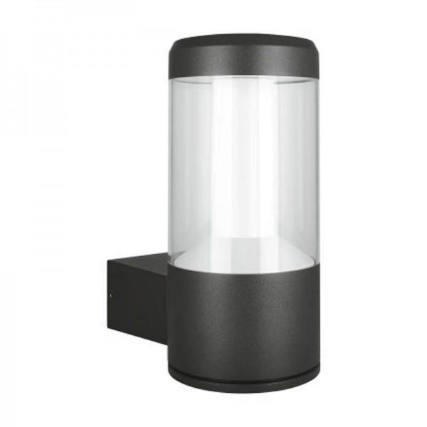 Ledvance Outdoor Facade Lantern 12W/3000K Grey IP54 610lm neutralweiß nicht dimmbar