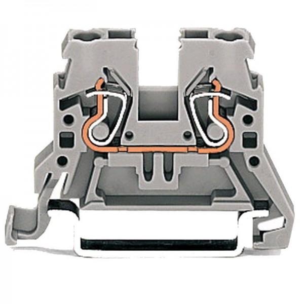 Wago 2-Leiter-Durchgangsklemme 870-901 (1 Stück)
