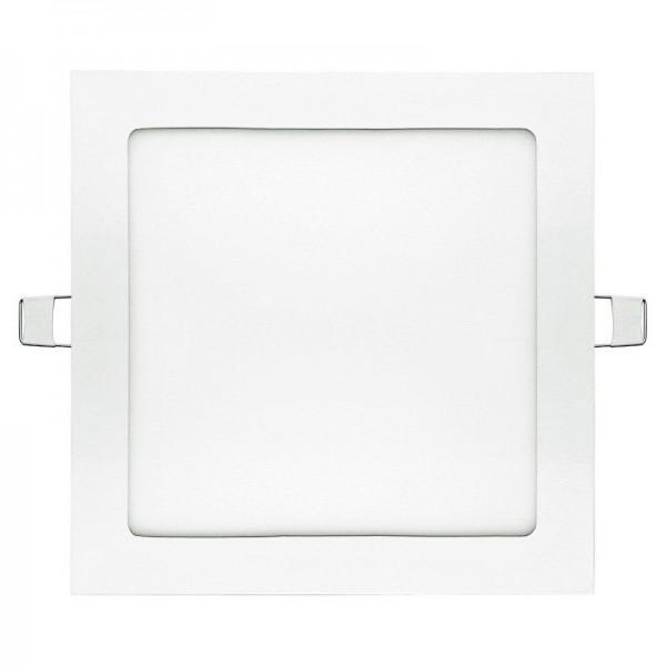 Modee LED Einbauleuchte quadratisch 24W/727 warmweiß