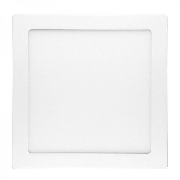 Modee LED Einbauleuchte quadratisch 24W/727 warmweiß (Aufputzmontage)