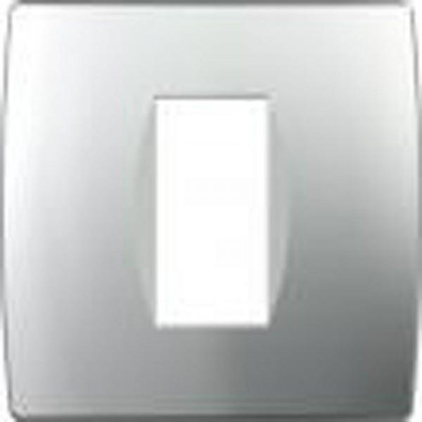 SONDERPOSTEN - TEM RAHMEN SOFT 1/2M OS10ES Elox-Silber