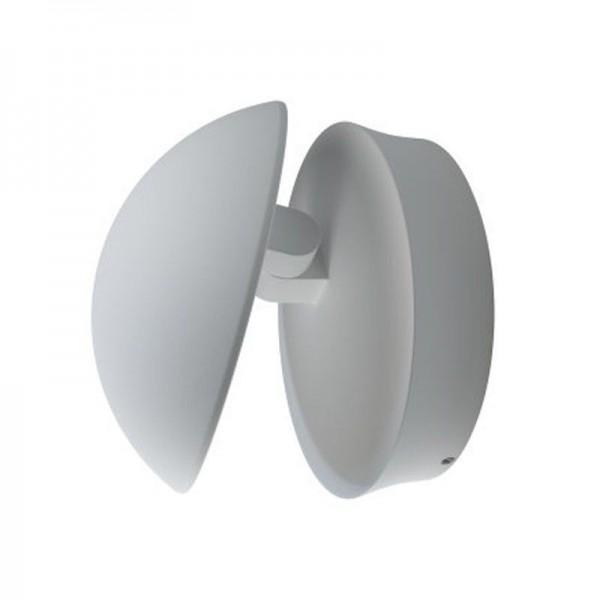 Osram LED Wandleuchte Endura Style Cover Round 13W/830 640lm warmweiß nicht dimmbar weiß IP44