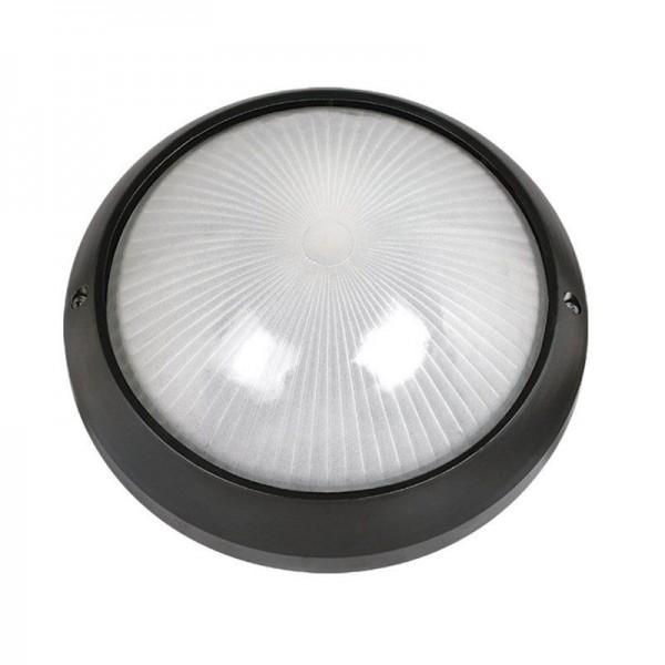 SONDERPOSTEN - I-Light Wandleuchte Rund Weiß, IP 54, E27, Type 4031LW