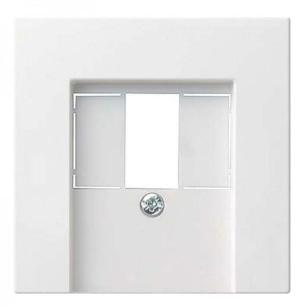 Gira Abdeckung für TAE, USB 027603