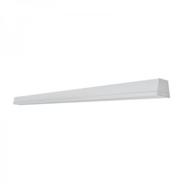 LEDVANCE LED Leuchteneinsatz TruSys Wide 53W/830 6600lm 105° silber IP20 warmweiß nicht dimmbar