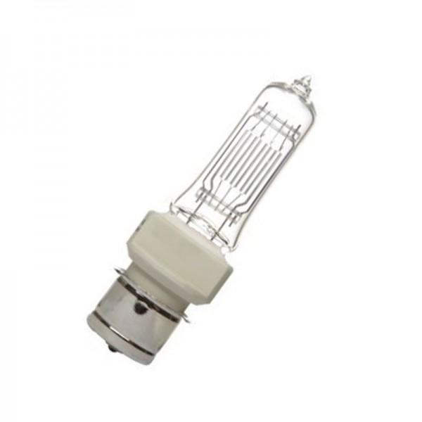 GE Halogen- Netzspannungslampe #88529 T14 FKD 1000W 240V P28s-24 750h