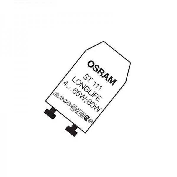 Osram Starter Leuchtstoffröhren St111 Einzelschaltung 4-65W 230V