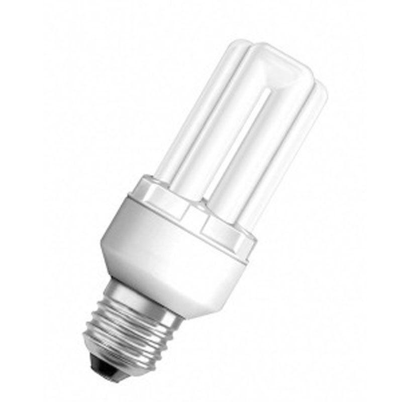 DULUX/® SUPERSTAR GLOBE E27//14W-825 Energiesparlampe