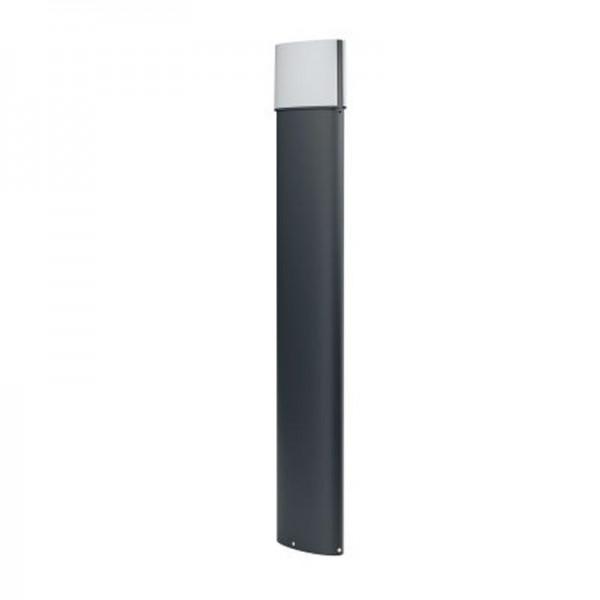 Osram LED Bodenleuchte Endura Style Ellipse 90cm 12,5W/830 890lm warmweiß nicht dimmbar dunkelgrau IP44
