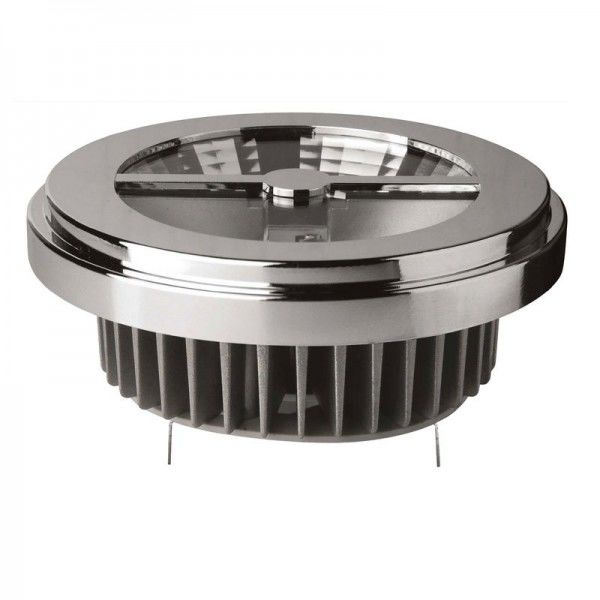 Megaman LED AR111 Professional KW 8° 10W-450lm-G53/840 dimmbar stufenlos mit LED-Treiber MM41364