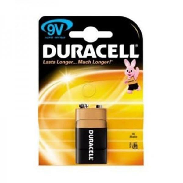 Duracell Batterien Basic DB9V 9V 1er Blister