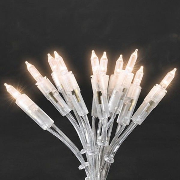 SONDERPOSTEN - Konstsmide LED Minilichterkette mit 35 Dioden Gesamtlänge 660cm warmweiß