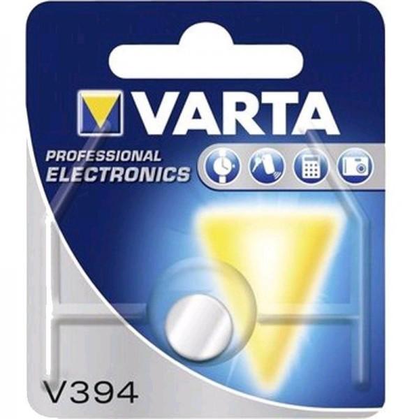 Varta Batterie V394 56mAh 1er Blister