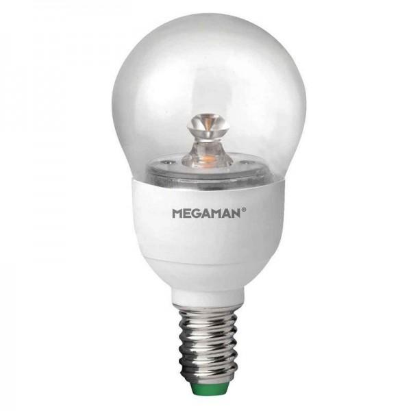 Megaman LED Classic Smart 3,5W Warmweiß 250lm-E14/828 klar 360° MM21065