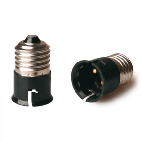 I-Light Adapter von E27 zu B22