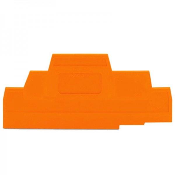 Wago Abschluss- und Zwischenplatte 280-304 (1 Stück)