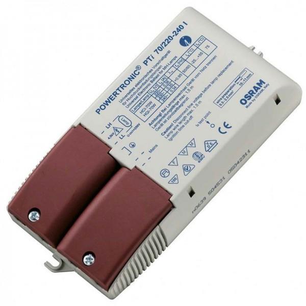 Osram Vorschaltgerät PTI 70/220-240 I Powertronic (wie PTU inkl. Zugentl.)