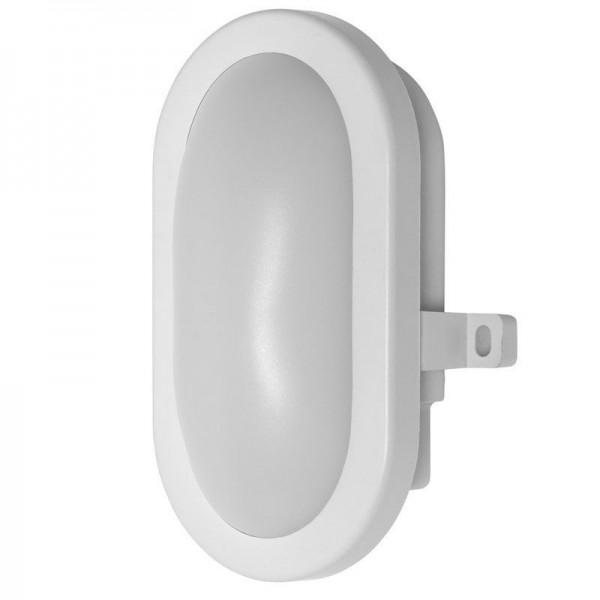 Osram LED Wand-/Deckenleuchte Bulkhead 5,5W/840 450lm kaltweiß nicht dimmbar weiß IP54