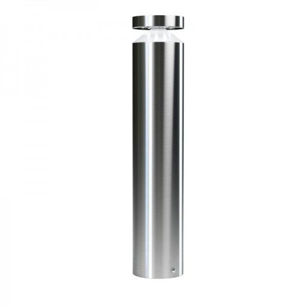 Osram LED Bodenleuchte Endura Style Zylinder 50cm 6W/830 360lm warmweiß nicht dimmbar steel IP44