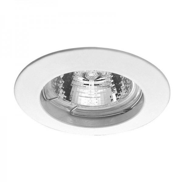 SONDERPOSTEN - I-Light Einbaustrahler Fix weiß für MR 16 Lampe