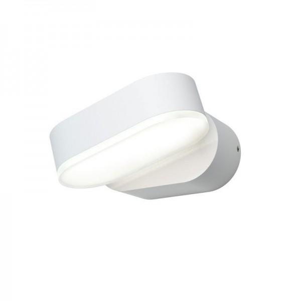Osram LED Wandleuchte Endura Style Mini Spot I 7,5W/830 410lm warmweiß nicht dimmbar weiß IP44