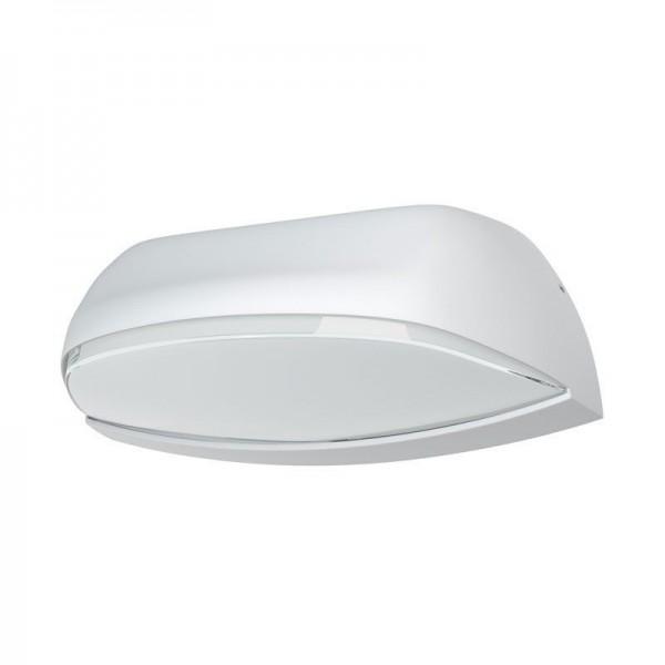 Osram LED Wandleuchte Endura Style Wide 12W/830 530lm warmweiß nicht dimmbar weiß IP44