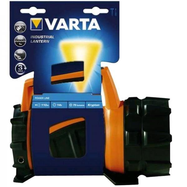 Varta Handscheinwerfer Industrial Lantern LED 4D Power Line