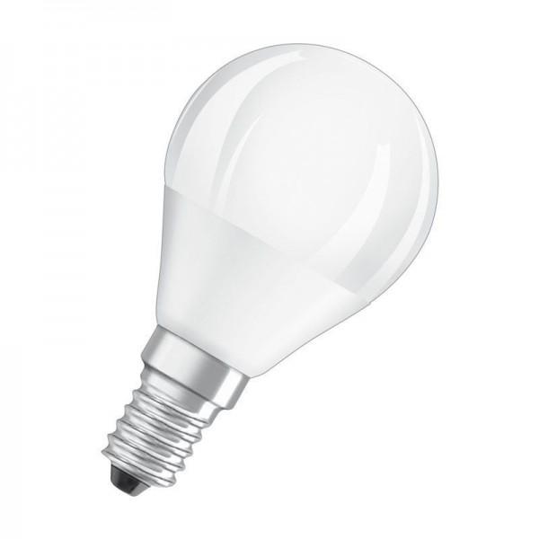 Osram LED Bellalux Classic P 5,7-40W/827 E14 matt 180° 470lm warmweiß nicht dimmbar