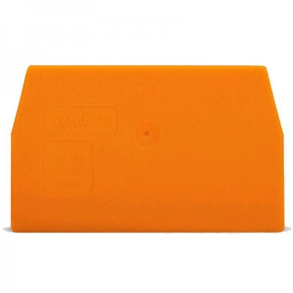 Wago gr, 1mm Abschlussplatte 870-948 (1 Stück)