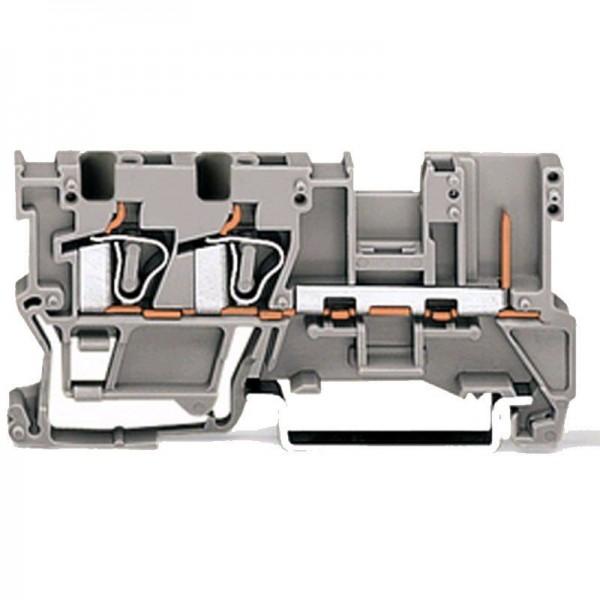 Wago 2-Leiter/1-Pin-PE-Basisklemme 769-251 (1 Stück)
