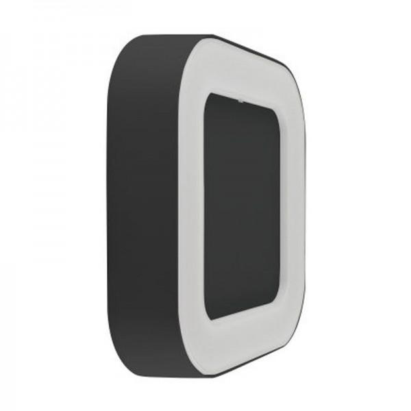 Ledvance Outdoor Surface Square 13W/3000K Grey IP54 480lm neutralweiß nicht dimmbar