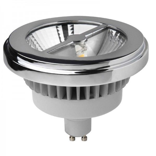 Megaman LED AR111 Professional 12W Kaltweiß 600lm-GU10/840 24° dimmbar mit Dimmer MM17094