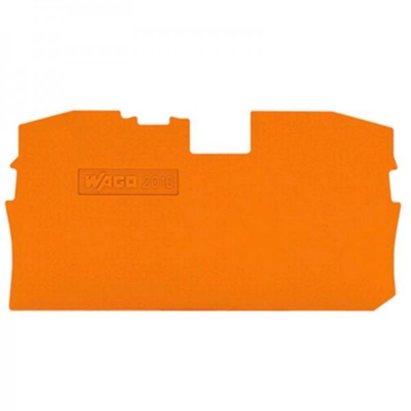 Wago Abschluss- und Zwischenplatte 2010-1292 (1 Stück)